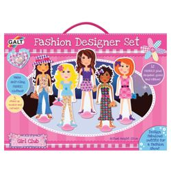 Galt Girl Club Fashion Designer Set