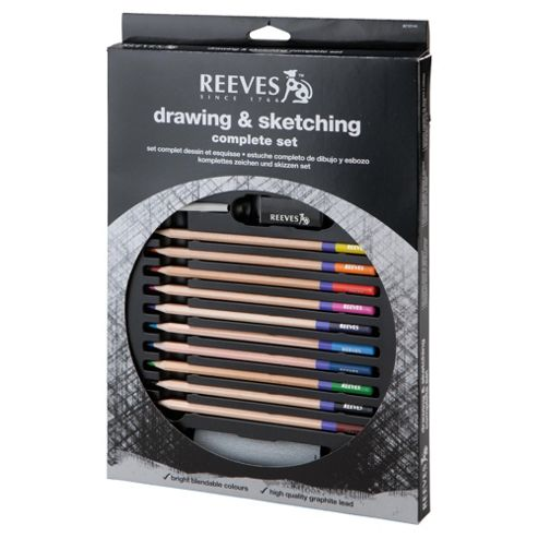 Reeves Drawing & Sketching Set