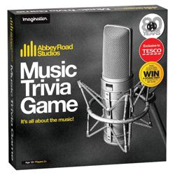 Abbey Road Studios : The Music Trivia Game - Exclusive To Tesco
