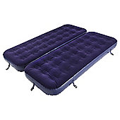 Tesco Flocked 4-in-1 Air Bed