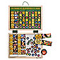 Melissa & Doug Wooden Magnetic Responsibilty Chart Educational Game