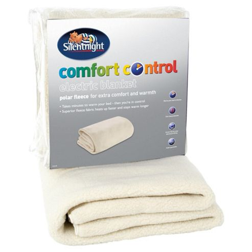 Silentnight Premium Dual Control Electric Underblanket Double