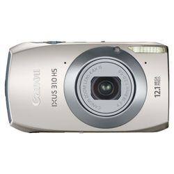 Canon IXUS 310 HS Digital Camera Silver