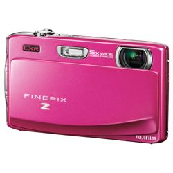 Fujifilm Finepix Z900EXR Digital Camera - Pink (16MP, 5x Optical Zoom) 3.5 inch LCD Touch Screen