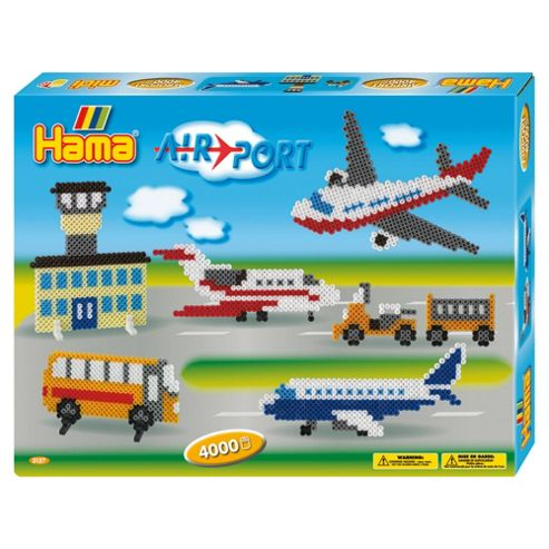 Hama Beads Gift Box - Airport