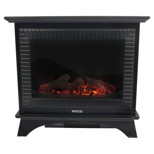 Pifco PE133 1.8kw Log Effect Fireplace
