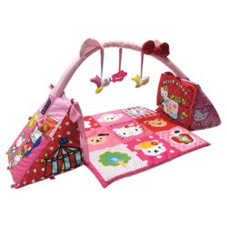 VTech Hello Kitty 2-In-1 Baby Playmat Cube