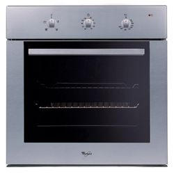 Whirlpool BI AKP 204 IX Single Oven with Fixed Grill