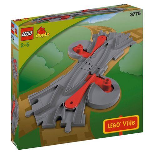 LEGO Duplo Switching Tracks 3775