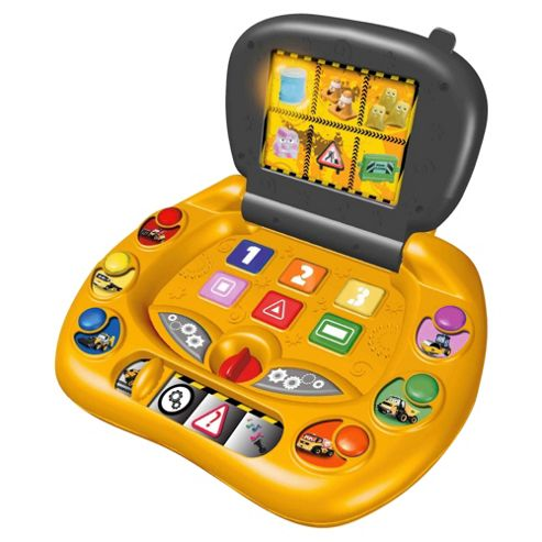 JCB My First Toy Laptop