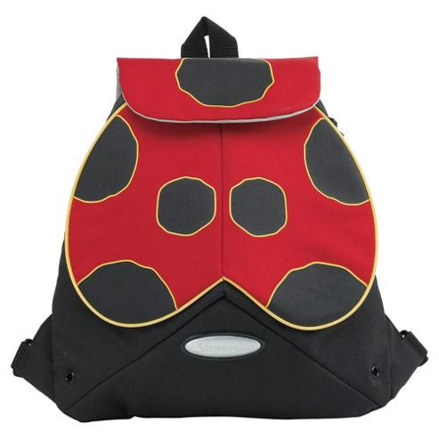 Samsonite Funny Face Kids' Gym Bag, Ladybird