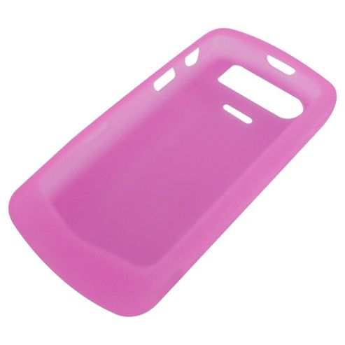 BlackBerry® Pearl Silicone Case 8110/8120/8130 Skin Pink