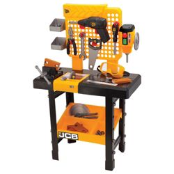 JCB Sitemaster Electronic Toy Workbench