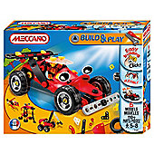Meccano Build and Play Formula 1 Car