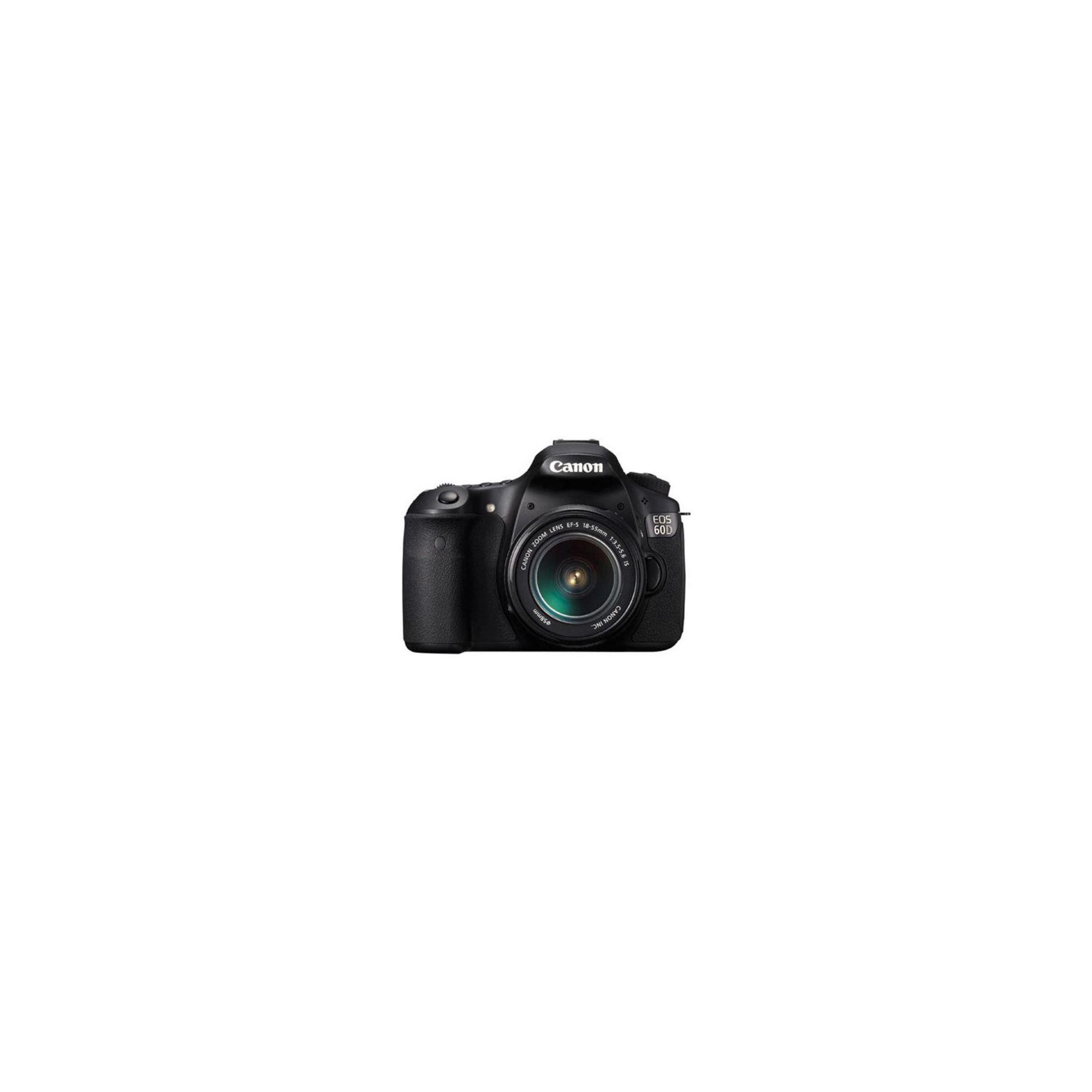 Canon EOS 60D Digital SLR Camera (Inc EF-S 17-85 mm f/4-5.6 IS USM Lens Kit)