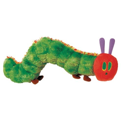 Hungry Caterpillar Bean Plush