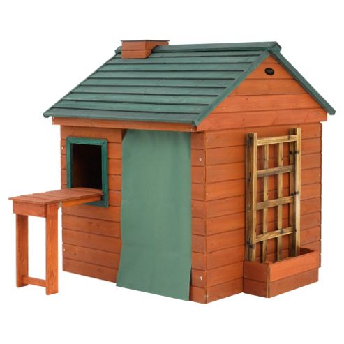 Plum My First Cottage Wooden Playhouse