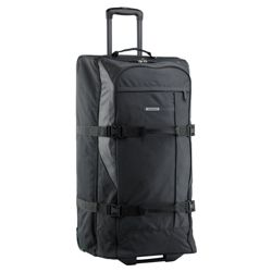 Samsonite Wander-Full 2-Wheel Duffle Bag, Black 82cm