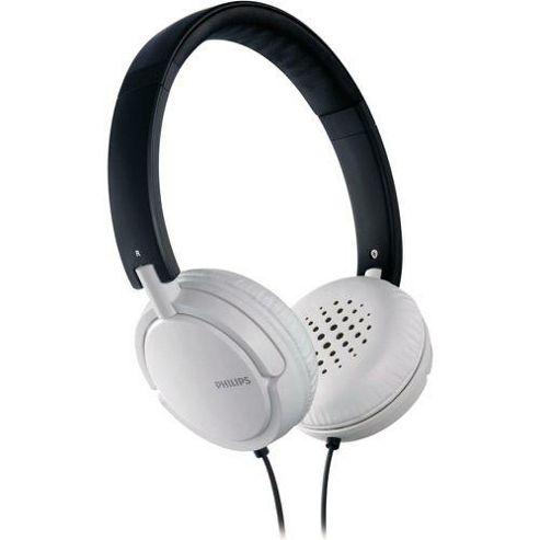 Philips New Style On-ear Headphones SHL5003/10