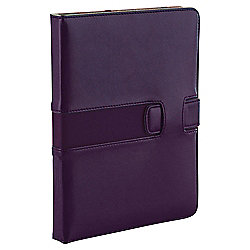 M-Edge Executive case for Kindle (Keyboard 3G + Wi-Fi), Purple