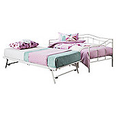 Paige Underbed Trundle, White