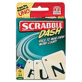 Scrabble Dash Card Game