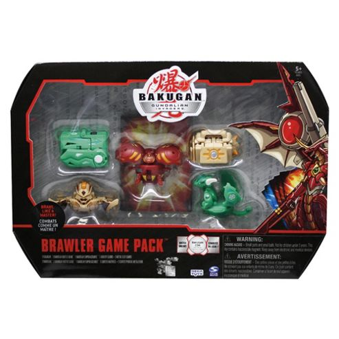 Spin Master Bakugan Brawler Game Pack