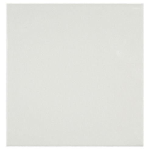 Bumpy Gloss White Tile (20x20)