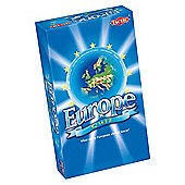 Tactic Europe Quiz Family Game