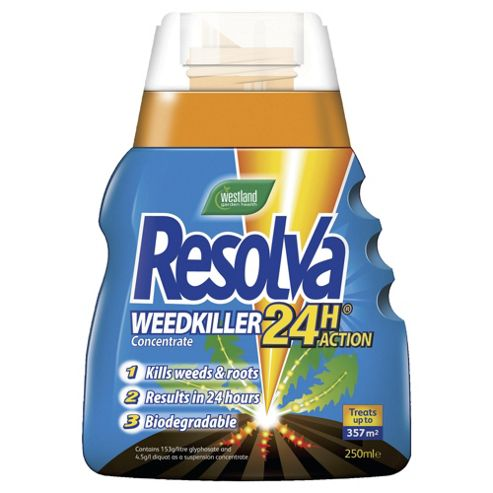 Resolva 24 hour Action Weedkiller Concentrate