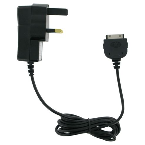 Kit Mains Charger for Apple iPhone 3/4/4S and iPod Devices