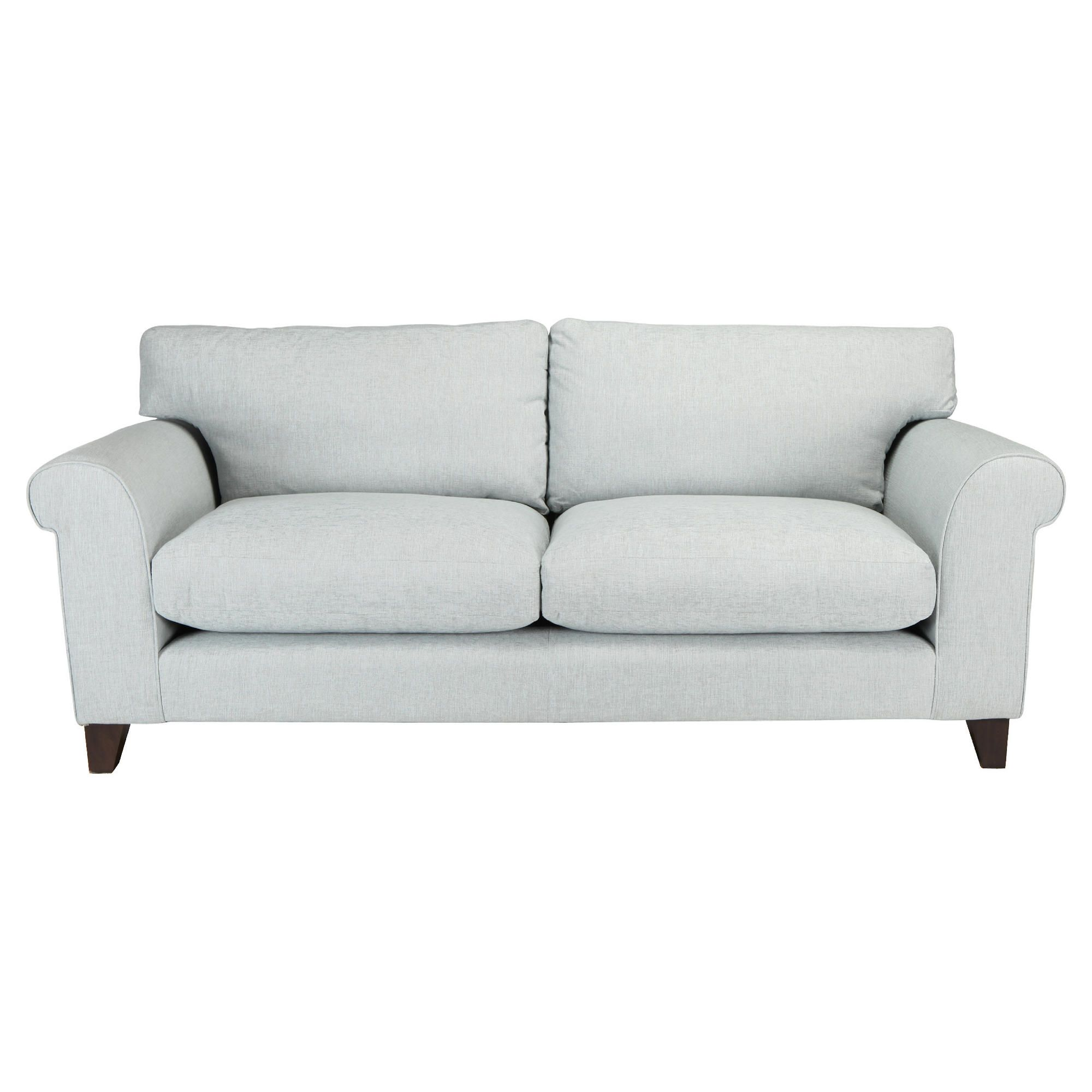 Amersham Large Standard Back Sofa Duck Egg at Tesco Direct