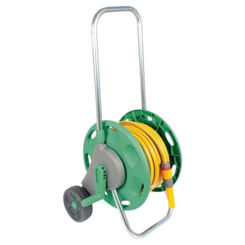 Hozelock Hose Reel Cart with 20m Hose