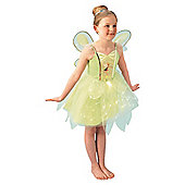 Tinkerbell Light-Up - Child Costume 3-4 years