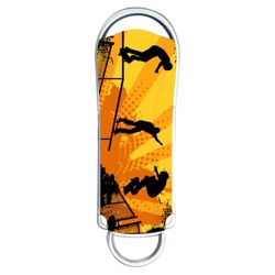 Integral Xpression Skater 4GB USB Flash Drive