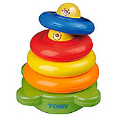 Tomy Tomy Happy Stack Play To Learn