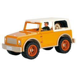 Schleich 4X4 Vehicle With Driver