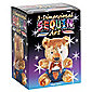 KSG Crafts 3D Sequin Art Teddy