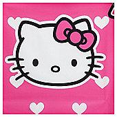 """Hello Kitty Curtains W167xL137cm (66x54"""")"""