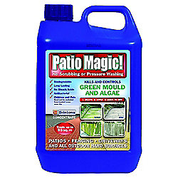 Brintons Patio Magic Weed Killer, 2.5L