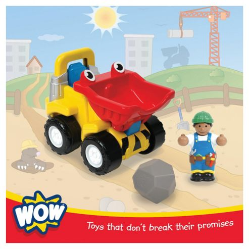WOW Toys Tip-It Toby Toy Vehicle
