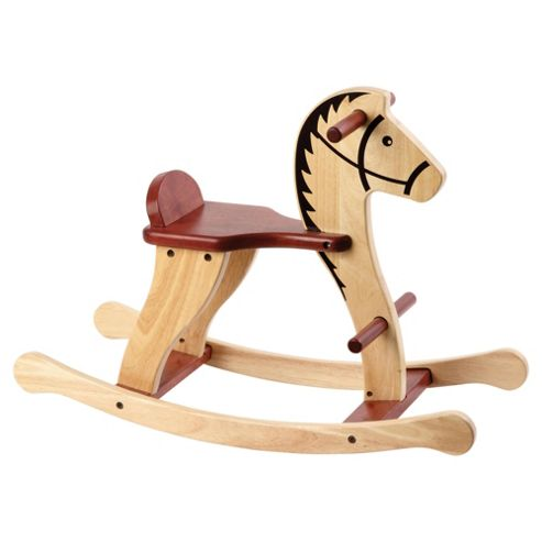 Voila Wooden Rocking Horse