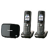 Panasonic KX-TG8622EM DECT cordless Telephone - Set of 2