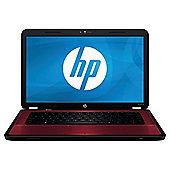 "HP Pavilion G6-1112 Laptop (AMD Phenom II, 4GB, 640GB, 15.6"" Display) Red"