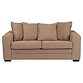Amy Large Fabric Sofa Camel