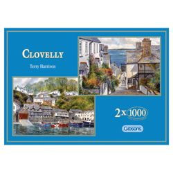 Gibsons Clovelly 2X1000 pieces