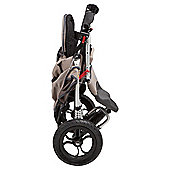 Out 'n' About V2 Nipper 360, Single 3 wheeler pushchair, Carmel