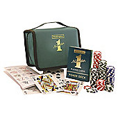 Waddington's travel Poker Set Playing cards