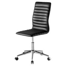 Modena Office Swivel Chair, Black