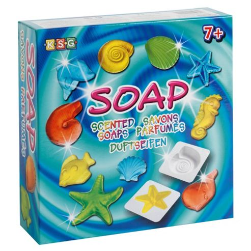 Soap Making Scented Soaps